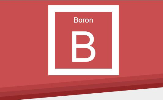 Boron : A collection of dialog animations with React.js