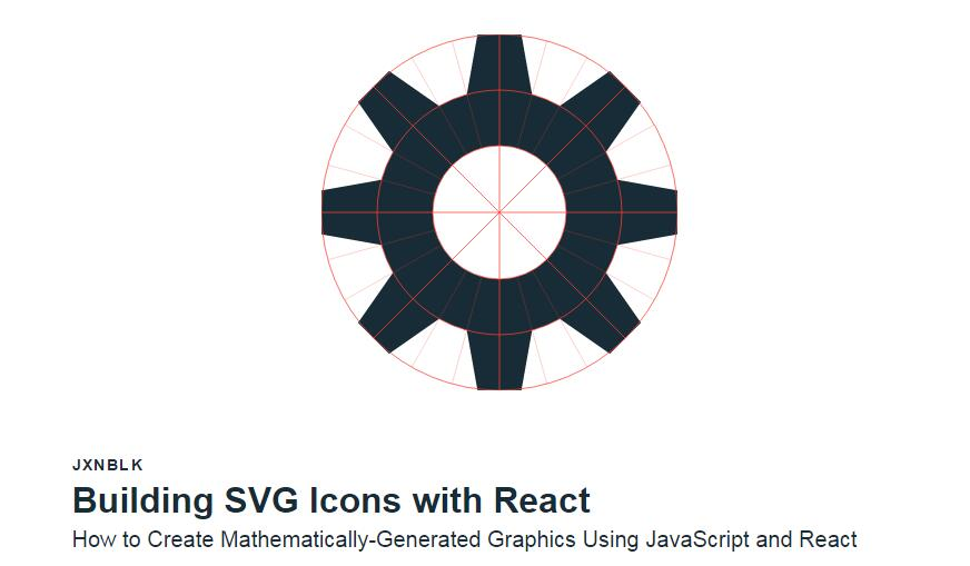 Building SVG Icons with React