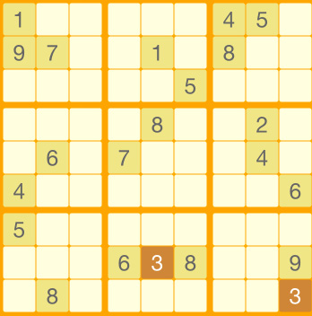 sudoku game written in React Native