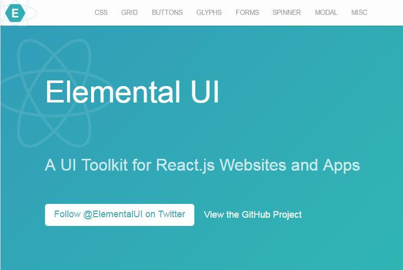 A flexible and beautiful UI framework for React js