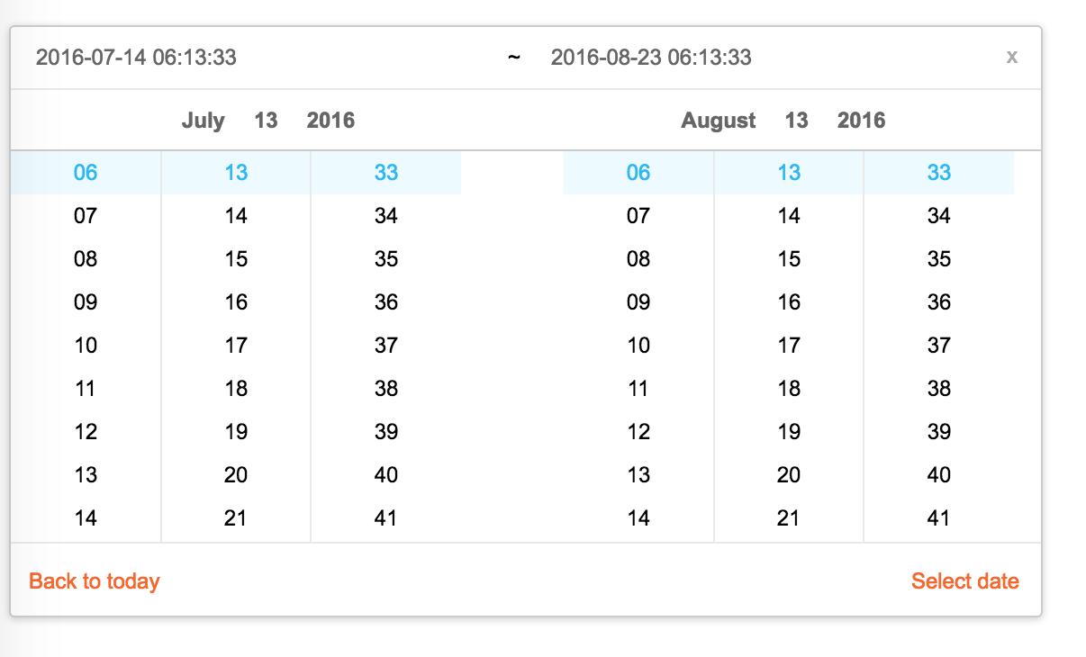 Year Calendar React : A simple and nice calendar with reactjs