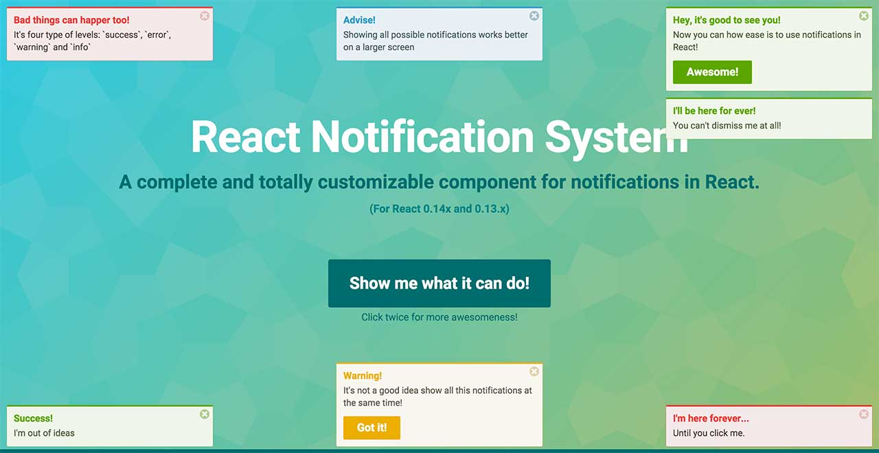 A-complete-and-totally-customizable-component-for-notifications-in-React.