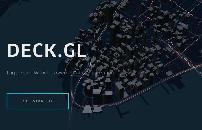 WebGL2 powered geospatial visualization layers