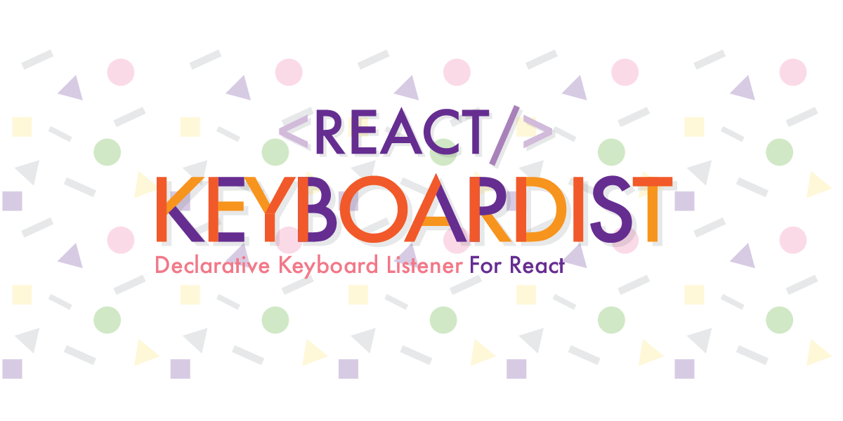 An easy and declarative way to add keyboard shortcuts to your React app
