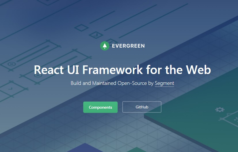 A React UI Framework for building ambitious products on the web
