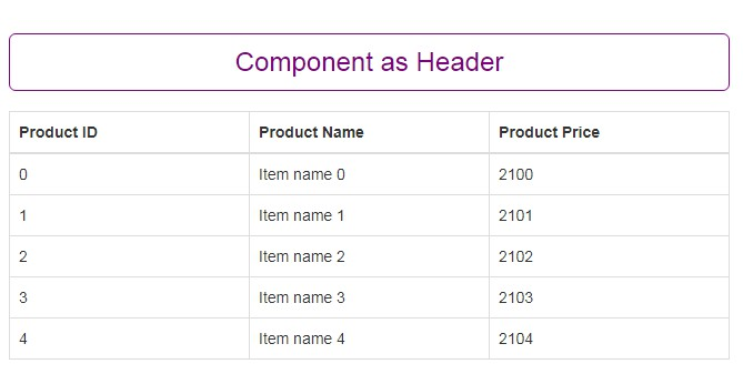 A bootstrap table rebuilt for React js