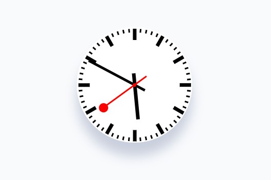 An analog clock for your React app