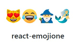 A tiny library to use emojis in React