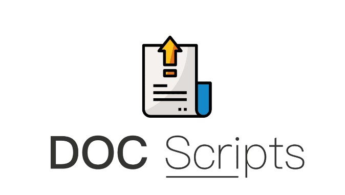 React Document Build Tool Scripts Like react-scripts of create react app