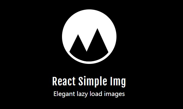 Smart react lazy load image with IntersectionObserver API