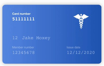 An awesome react health card component