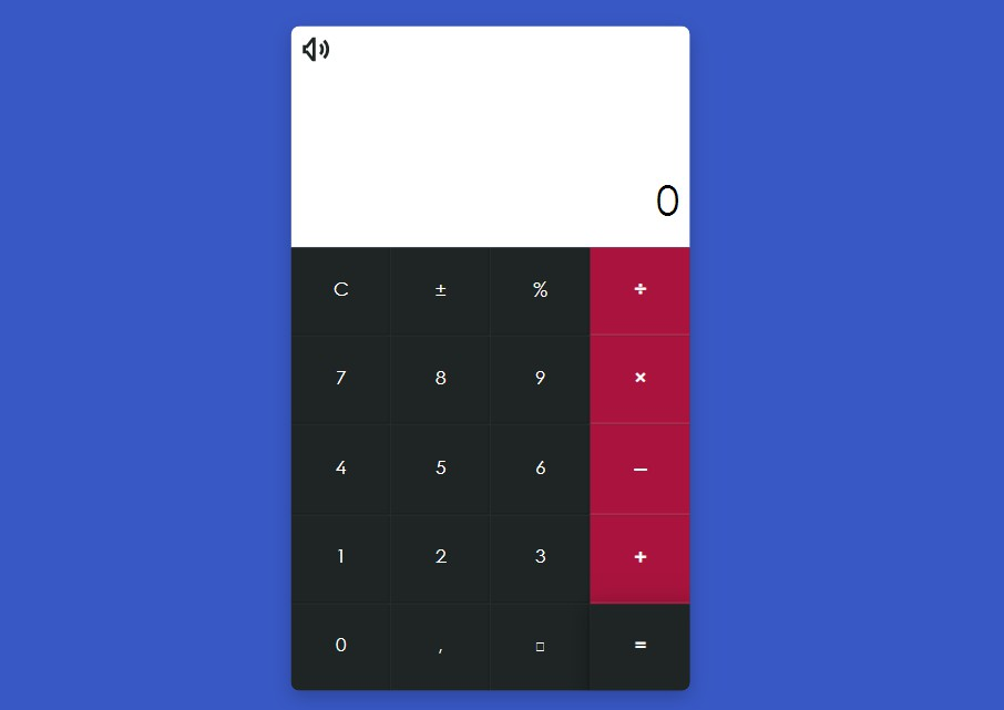 PWA React + Redux Calculator