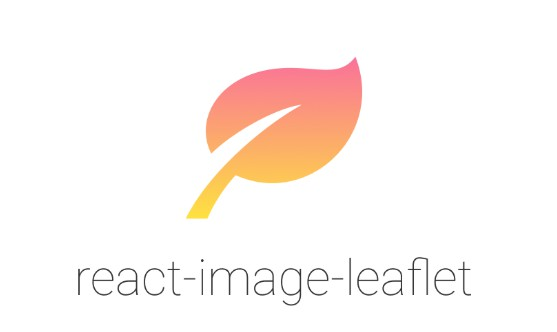 A React library based on leaflet that adds pan and zoom features to images