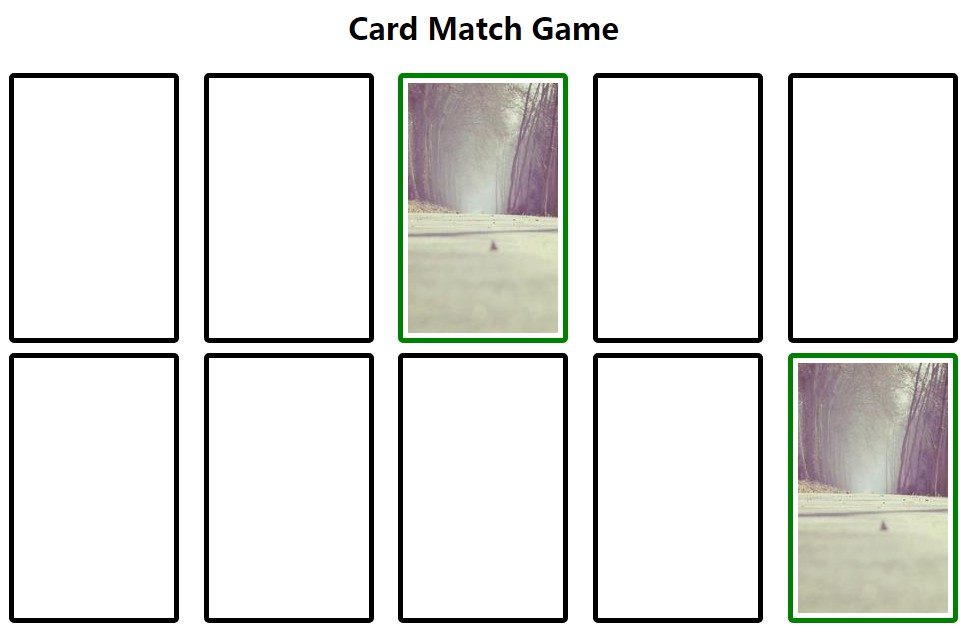 A memory match game built with ReactJS