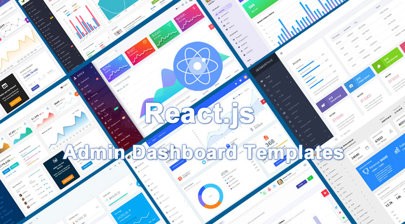 28 Best React.js Admin Dashboard Templates in 2020
